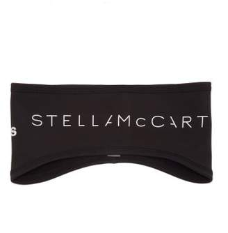 adidas by Stella McCartney Run Logo Headband - Womens - Black Multi