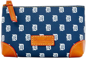 Dooney & Bourke MLB Tigers Cosmetic Case