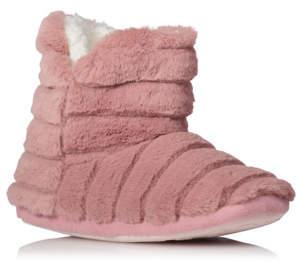 Fur Slipper Boots Shopstyle Uk