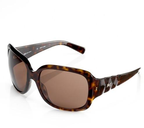 D&G Dolce & Gabbana Square Framed Sunglasses, Tortoise