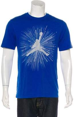 Nike Jordan Graphic Print T-Shirt