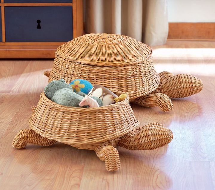Turtle Shaped Baskets