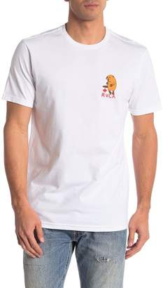 RVCA Pommier Canada Graphic Tee