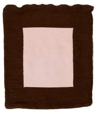 Jonathan Adler Knit Geometric Pillowcase