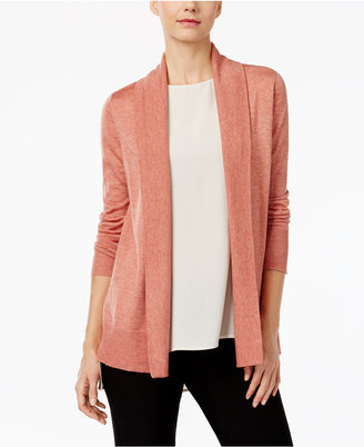 Eileen Fisher Shawl-Collar Cardigan $238 thestylecure.com