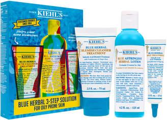 Kiehl's Kiehls Blue Herbal Acne Elimination System