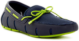 Swims Braided Lace Loafer $159 thestylecure.com