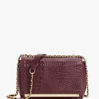 Talbots Nappa Leather Shoulder Bag