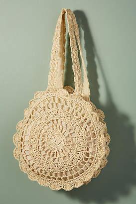 Monserat De Lucca Babette Crocheted Circle Bag