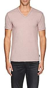 John Varvatos Men's Mélange Jersey T-Shirt - Lt. Red
