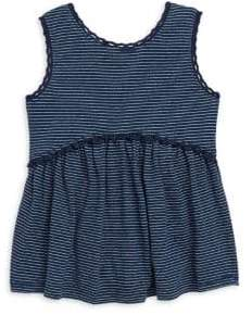 Splendid Baby Girl's Striped Jersey Top