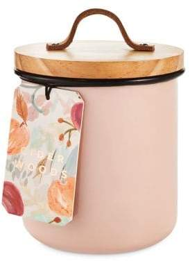 Illume Cider Woods Canister Candle-5.25 oz.