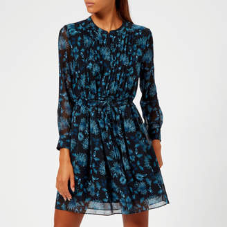 Whistles Women's Pitti Print Shirt Dress