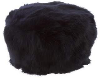 Adrienne Landau Fur Hat