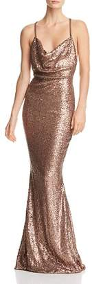 Nookie Seduce Sequined Gown