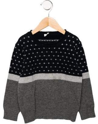 Il Gufo Boys' Wool Knit Sweater
