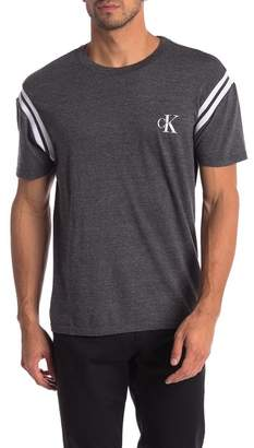 Calvin Klein Jeans Boxy Fit Striped T-Shirt