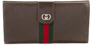 Gucci Vintage Web Wallet