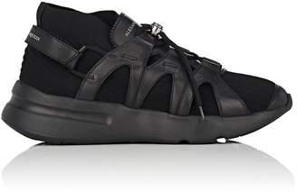 Alexander McQueen Men's Oversized-Sole Sock Sneakers