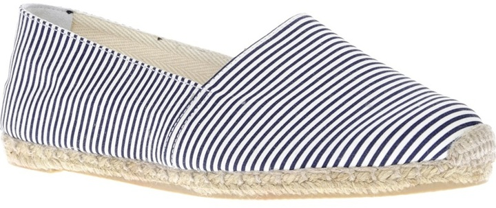 Castaner striped espadrille