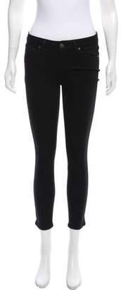 Paige Novick Mid-Rise Jeans