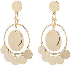 Eddie Borgo Ios Coin Drop Earrings