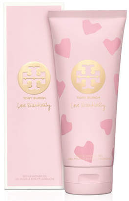 Tory Burch Love Relentlessly Shower Gel in Box