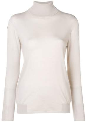 Lorena Antoniazzi star patch cashmere sweater