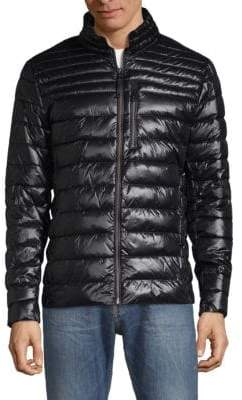Calvin Klein Quilted Packable Jacket