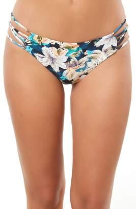 O'Neill Tiller Strappy Hipster Bikini Bottoms