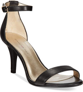 Bandolino Madia Dress Sandals $59 thestylecure.com