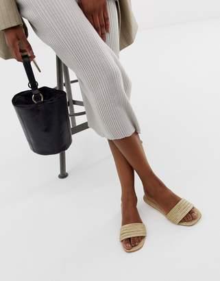 Asos Design DESIGN Jayme espadrille sandals