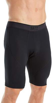 Saxx Mens Kinetic Long Leg Performance Boxers Underwear out