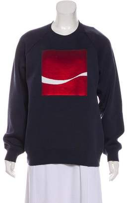 6d4bcb2086 Pre-Owned at TheRealReal · Marc Jacobs Coca-Cola Motif Sweater