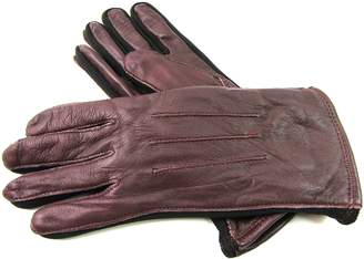 EMPORIUM LEATHER The Leather Emporium Women's Gloves Fleece Lined Driving