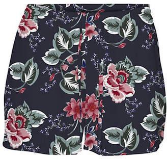Vero Moda Liliana Floral Shorts