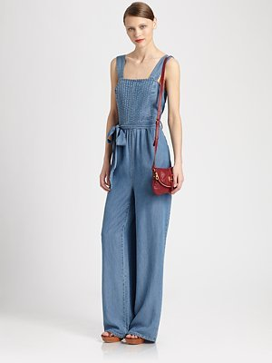 Marc by Marc Jacobs Ayler Denim Jumpsuit