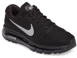 Women's Nike Air Max 2017 Running Shoe $190 thestylecure.com