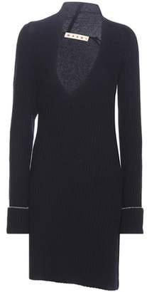 Marni Wool and cashmere sweater dress