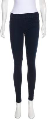 James Jeans Mid-Rise Skinny Pants