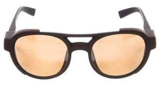 Mykita Mylon Anselme Mirrored Sunglasses