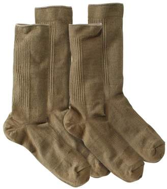 L.L. Bean L.L.Bean Men's Everyday Chino Socks, Lightweight Two-Pack