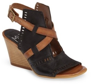 Women's Miz Mooz Kipling Perforated Sandal $159.95 thestylecure.com