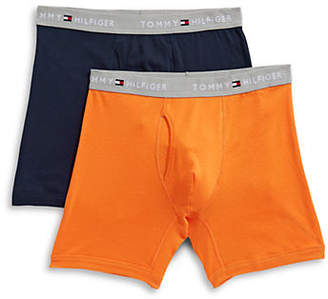 Tommy Hilfiger Two-Pack Classic Boxer Briefs