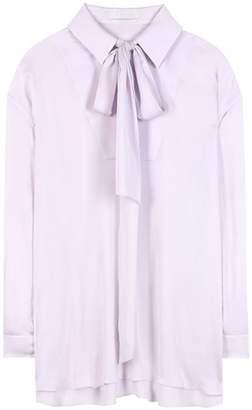 Chloé Silk-blend blouse