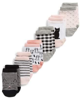 Tucker + Tate 6-Pack Assorted Low Cut Socks