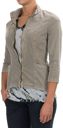 XCVI Maywood Jacket - 3/4 Sleeve (For Women) $39.99 thestylecure.com