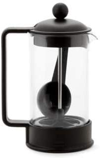 Bodum Three-Cup Stainless Steel Coffee Press