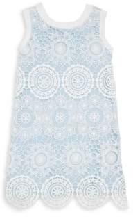 Kate Mack Little Girl's& Girl's Sleeveless Shift Dress