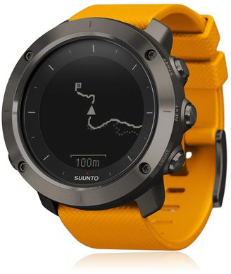 Traverse Amber Gps Outdoor Watch $524 thestylecure.com